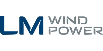 Logo for LM Wind Power Blades